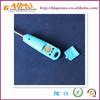 waterproof digital food thermometer, promotional mini temperature controller