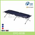 Portátil plegable militar cuna/para cama de camping/el uso del ejército