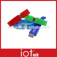 Beautiful Bracelet Pen Drive USB for Sweet Gift