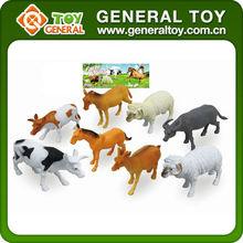 plastic animal toy farm,bulk plastic animal toys,small plastic animal figurines