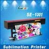 Digital Curtain Fabrics Printer double 4color 14400DPI fast speed printing machine SE1301