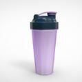Multi- efeitos da bebida portáteis, suco e misturador de coquetel- garrafa de água plástica fábrica