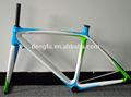 cina 2014 durevole nuovo design impressionante di carbonio moto raod telaio fm028 telaio in carbonio della bicicletta pista