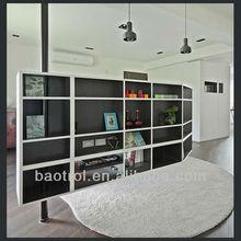 Modern living room furniture design,accessories display rack