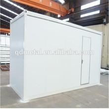 Sandwich panel prefab container house portable cabin
