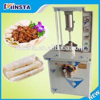 2014 factory price automatic indian stainless steel chapati roti press machine roti canai frozen