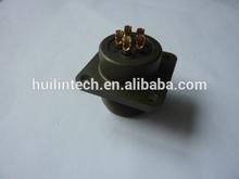 Power supply soldering IP67 MS3102 waterproof connector
