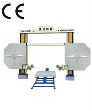 CNC diamond wire saw cutting machine -Biggest wire saw factory