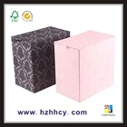 2014 hot sale collapsible fabric storage boxes with lid