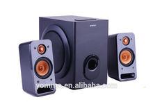 China manufacturer OEM 2.1 bluetooth speaker classic manual