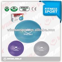 Winmax brand 75cm PVC body building yoga ball wholesale