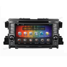 Android car DVD Player with Auto DVD GPS & Bluetooth & Navigator & Radio for Mazda CX-5