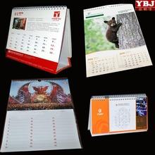 2014, 2015 table and wall calendar, 2014 calendar
