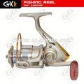 Pesca spinning reel 1030 yaf 3+1 bb& chino al por mayor de pesca carrete de pesca torpedo