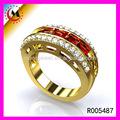 Symbole de l'amour anneau, Valeur bague éternité, Or bague en diamant