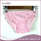 Old design eco-friendly fat woman mature ladies panty
