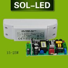 45-80V LED Driver 24W for PAR 30/ ceiling light/flood light 3 years warranty