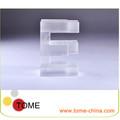 En verre dépoli portes d'armoires de cuisine/givrén'importe feuille acrylique