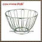 vintage tabletop wire fruit storage basket