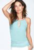 Keyhole Bra Top& 2014 ladies tops latest design