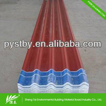 Lightweight easy installation pc corrugated transparent roofing sheet