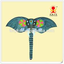 animal kite ,elephant kite , child flying kite