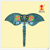 animal kite ,elephant kite , child flying kite