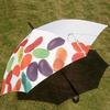 custom heat transfer printing advertising straight Umbrella