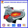 Super thermal oil central induction heating hot oil boiler