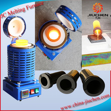 220V 2Kw 1kg Mini Gold Silver Electric Smelting Furnace