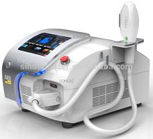 IPL Beauty Equipment/Portable ipl+rf/IPL hair removal