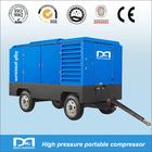 Energy Saving Diesel Portable Rotary Screw Air Compressor