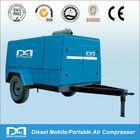 Energy Saving Diesel Portable Rotary Screw Compressor