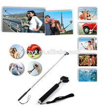 Wholesale Monopod Bluetooth Wireless Shutter + Phone Holder Clamp for iPhone / Samsung Smartphone from szyztech