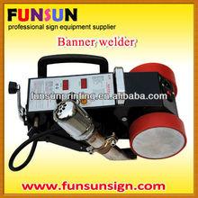 NEW cheap Heat jointing machine /Hot air pvc Banner welding machine /banner welder