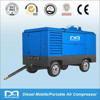 High Quality Diesel Portable Rotary Screw Compressor