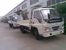 white 4*2 Foton 2ton cargo truck/new foton truck/Foton 4*2wd Forland light truck 6ton Foton truck