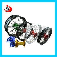 """Custom Pit Bike Wheels 17"""" 18"""" 19"""" 21"""" Wheels"""