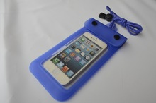 Deep blue underwater water resistant case for Samsung note2/3