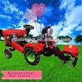 mini tractor 2 tractor de la rueda motor de 18hp