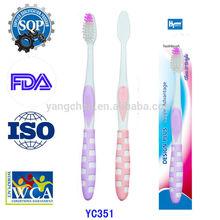 manual toothbrush not electrical toothbrush YC351