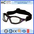 حار بيع سلامة hc العلامة التجارية النظارات الإطار التصاميم مع الرياضة حزام