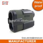 water proof 6*24 500m real target distance Laser Golf rangefinder camo neoprene hunting boots
