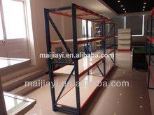 Warehouse Shelving, light-duty racking, best-selling metal racks for warehouse