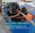 W24s-6 hidráulico barra plana de la máquina de flexión