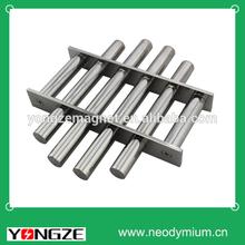 Hot sale magnet grid/grate for Filter Ferrous Metal.