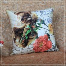 45*45 cm,Imitation silk fabric satin cushion cover Creative hot drill pillow case showroom fabric decor