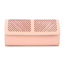 2014 New Model Genuine Leather Purses Lady Wallet