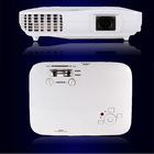 Free Shipping full hd 3d 1920x1080p multimedia lcd projector/child projector/led projector 3500 lumens wireless home cinema