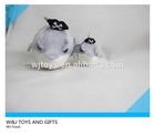 custom animal toys plush shark for promotion